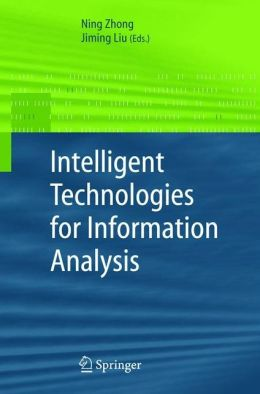 Intelligent Technologies for Information Analysis