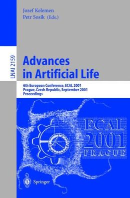 Advances in Artificial Life: 6th European Conference, ECAL 2001, Prague, Czech Republic, September 10-14, 2001. Proceedings