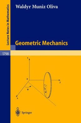 Geometric Mechanics