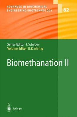 Biomethanation II
