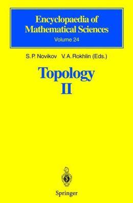 Topology II: Homotopy and Homology. Classical Manifolds