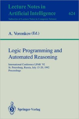 Logic Programming Andrei Voronkov