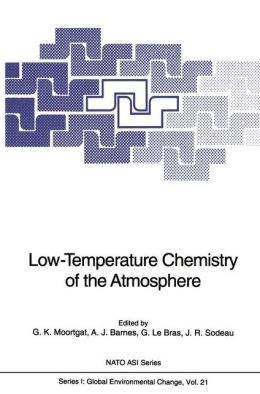 Low Temperature Chemistry of the Atmosphere
