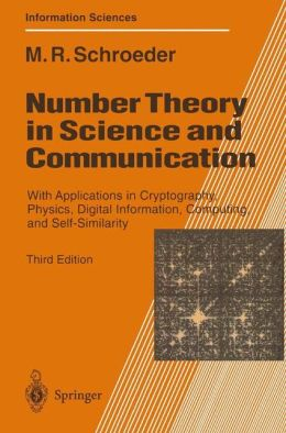 Number Theory in Science and Communication, 3e