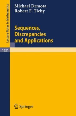 Sequences, Discrepancies and Applications