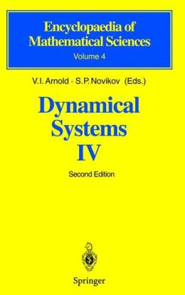Dynamical Systems IV: Symplectic Geometry and its Applications