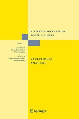 Variational Analysis