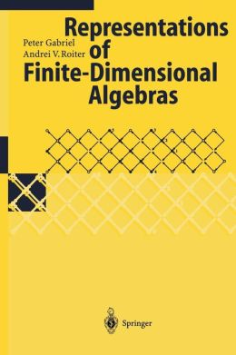 Representations of Finite-Dimensional Algebras