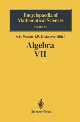Algebra VII: Combinatorial Group Theory Applications to Geometry