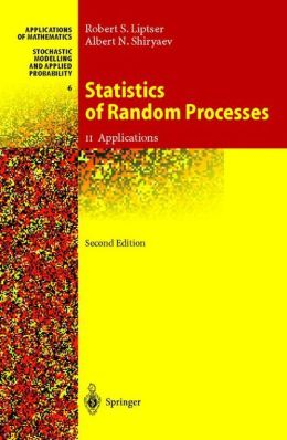 Statistics of Random Processes II: Applications