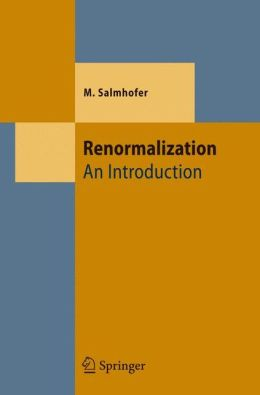 Renormalization: An Introduction