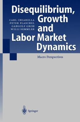 Disequilibrium, Growth and Labor Market Dynamics: Macro Perspectives