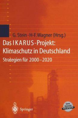 Das IKARUS-Projekt: Klimaschutz in Deutschland: Strategien für 2000-2020