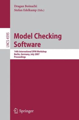 Model Checking Software: 14th International SPIN Workshop, Berlin, Germany, July 1-3, 2007, Proceedings