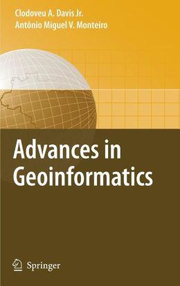 Advances in Geoinformatics: VIII Brazilian Symposium on Geoinformatics, GEOINFO 2006, Campos do Jordão (SP), Brazil, November 19-22, 2006