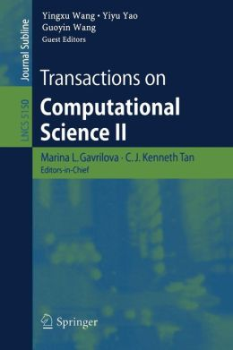 Transactions on Computational Science II