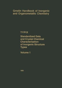 TYPIX -- Standardized Data and Crystal Chemical Characterization of Inorganic Structure Types