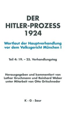 Hitler-prozeß 1924 Tl. 4