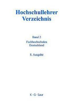 German Universities of Applied Sciences