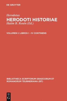 Historiae, vol. I: Libri I-IV