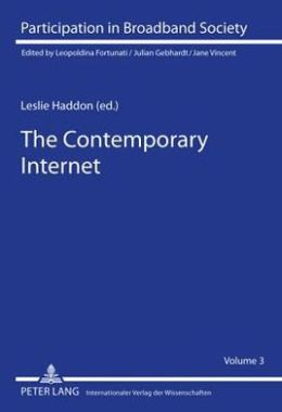 The Contemporary Internet: National and Cross-National European Studies