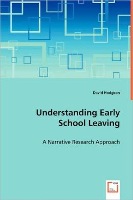 Understanding Early School Leaving