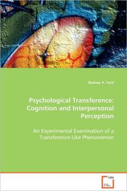 Psychological Transference