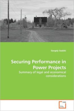 Securing Performance In Power Projects