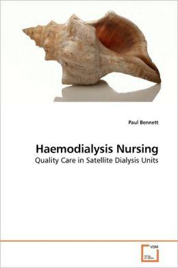 Haemodialysis Nursing