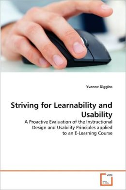 Striving For Learnability And Usability