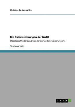 Die Osterweiterungen Der Nato
