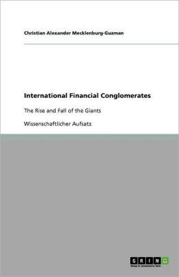 International Financial Conglomerates