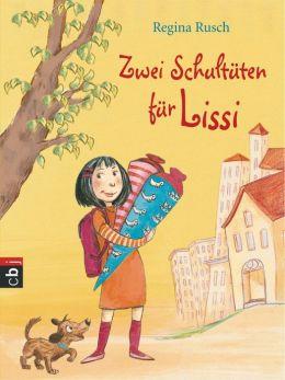 Zwei Schultüten für Lissi