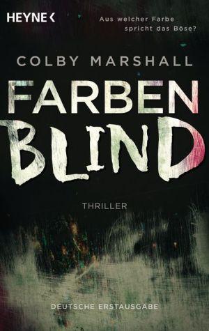Farbenblind: Thriller