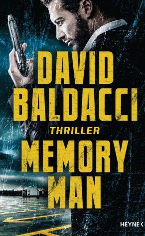 Memory Man: Thriller