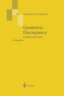 Geometric Discrepancy: An Illustrated Guide