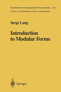 Introduction to Modular Forms