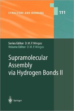 Supramolecular Assembly via Hydrogen Bonds II