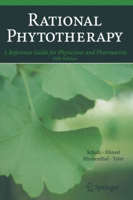 Rational Phytotherapy: A Reference Guide for Physicians and Pharmacists