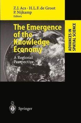 The Emergence of the Knowledge Economy: A Regional Perspective