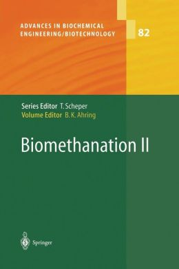 Biomethanation II