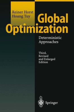 Global Optimization: Deterministic Approaches