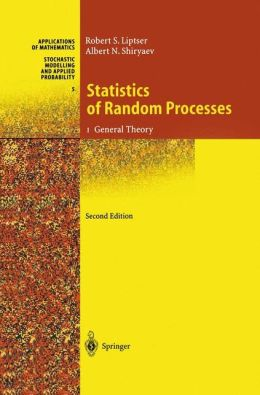 Statistics of Random Processes: I. General Theory