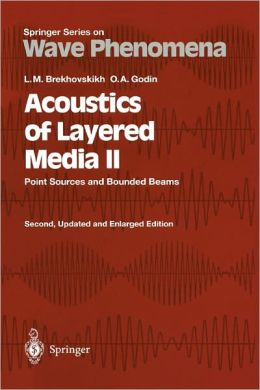 Acoustics of Layered Media II: Point Sources and Bounded Beams