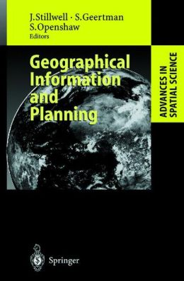 Geographical Information and Planning: European Perspectives