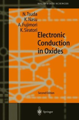 Electronic Conduction in Oxides