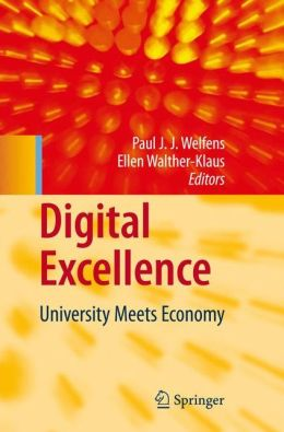 Digital Excellence: University Meets Economy