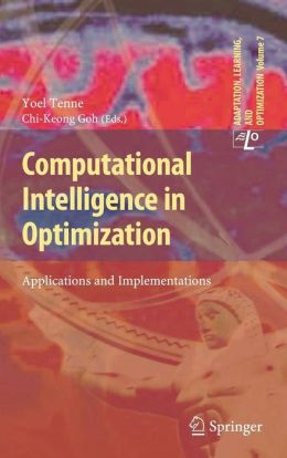 Computational Intelligence in Optimization: Applications and Implementations