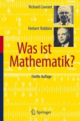 Was ist Mathematik?
