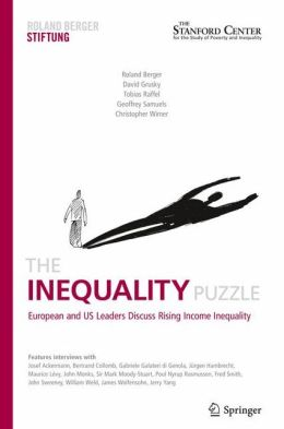 The Inequality Puzzle: European and US Leaders Discuss Rising Income Inequality